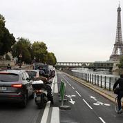 Un cycliste raconte s'être fait «casser la gueule» par un conducteur de scooter