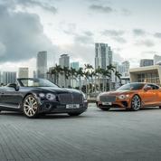 Bentley Continental GT V8, le luxe avec une touche de sport