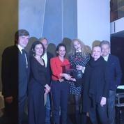 Théâtre: Carine Lacroix remporte le tout premier Prix Café Beaubourg