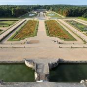 À Vaux-le-Vicomte,l'art fait des arabesques