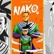 Nako :le premier manga réussi du rappeur français Tiers Monde