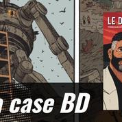 La case BD: Le Dernier Atlas ou «retour vers le futur» à la française