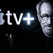 Steven Spielberg raillé après son apparition à la présentation d'Apple TV+