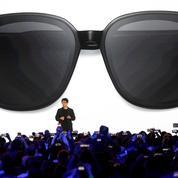 Huawei présente des lunettes connectées pour communiquer