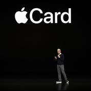 Apple livre ses premières cartes de crédit