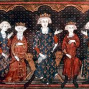 Les Rois de France excommuniés :le trône contre l'autel