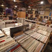 Enchères: le retour en force du vinyle attise la convoitise des maisons de ventes