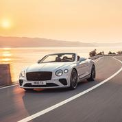 Bentley Continental GTC, un salon décapotable à très grande vitesse