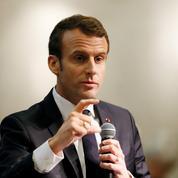 Macron se dit favorable à un geste pour les petites retraites