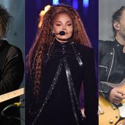 The Cure, Janet Jackson et Radiohead intronisés au Rock and Roll Hall of Fame