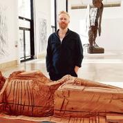 Les compositions de Thomas Houseago, sculpteur d'argiles et de cendres