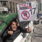 La fin des contraintes pour Uber fait fondre les retraites des taxis au Québec