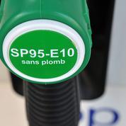 En dix ans, le SP95-E10 est devenu la première essence de France