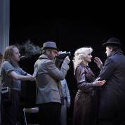 Le Voyage de G. Mastorna s'éloigne de Fellini