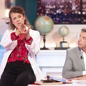 Nicole Ferroni: «Michel Cymes est un élève comédien très appliqué»