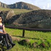 L'île de Pâques en fauteuil roulant: «Rien n'était impossible, c'est moi qui décidais»