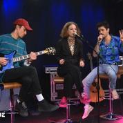 Figaro Live musique: revivez le concert privé de Thérapie Taxi
