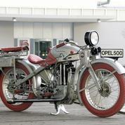 Quand des motos se nommaient Opel