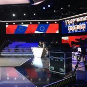 Débats télé: têtes de liste et chefs de parti se répartissent les rôles