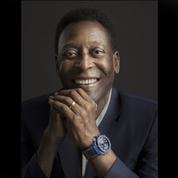 Dix minutes avec le Roi Pelé