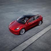 Les retards de livraison de la Model3 font vaciller Tesla