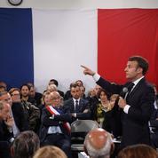 En Corse, Macron refuse «la guerre de tranchée ou la guerre de position»