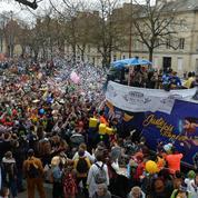 Une centaine de jeunes hospitalisés, dont huit en urgence absolue, au carnaval étudiant de Caen