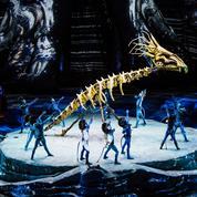 Cirque du Soleil version Avatar ,un show ultra-connecté au détriment de la magie