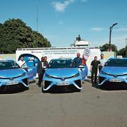 Des taxis à hydrogène pour Paris 2024