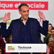 À Toulouse, Glucksmann lance sa campagne en renvoyant dos-à-dos Macron et Le Pen