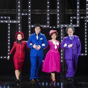 Guys and Dolls ,joie et bonheur au Théâtre Marigny