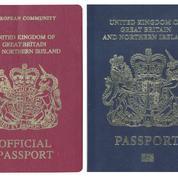 Brexit: des passeports britanniques sans la mention «Union européenne» circulent déjà