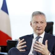 Taxe Gafa: comment Bruno Le Maire s'est converti à une solution nationale