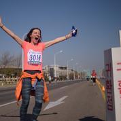 Un marathon surréaliste à Pyongyang attire des centaines de touristes étrangers