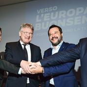 Européennes: Salvini veut fédérer les nationalistes
