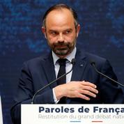 Grand débat: Édouard Philippe déclare l'état d'urgence fiscale