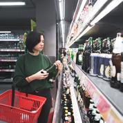 Loi alimentation: l'augmentation des prix concerne surtout l'alcool