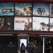 Les salles de cinéma au bord de l'indigestion