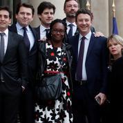 Emmanuel Macron a dit au revoir à ses 17 ex-collaborateurs
