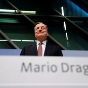 La BCE prête à activer tous ses leviers pour doper la zone euro