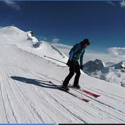 3 Vallées Enduro 2019: l'équipe «Figaro» relève le défi à ski