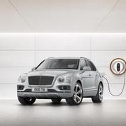 Bentley branche le Bentayga