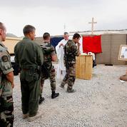 La passion des saints patrons de l'armée