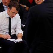 Européennes: comment Macron veut orchestrer la campagne