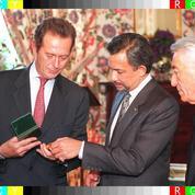 Le sultan du Brunei, qui a instauré la charia, est grand-croix de la Légion d'honneur