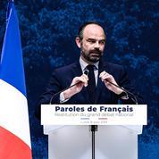 Grand débat: Édouard Philippe ne convainc pas les Français