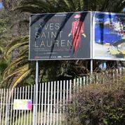 Yves Saint Laurent redonne des couleurs à Nice