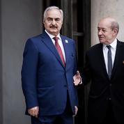 Libye: le jeu ambigu de Paris avec Haftar