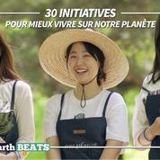 Opération Earth Beats/ Figaro Demain: Protégeons les battements de la Terre