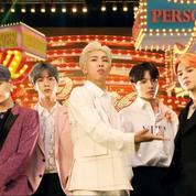 BTS: le groupe de K-pop pulvérise tous les records avec leur clip de Boy With Luv